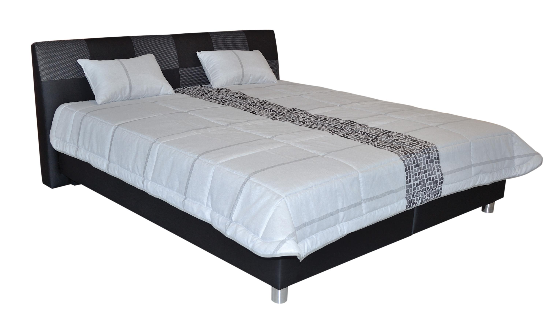 Blanář Postel Nice 160×200 s úložným prostorem, písty (bez matrací i s volitelnými matracemi)