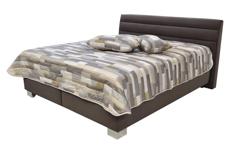 Blanář Postel Vernon 160×200 úložný prostor (bez matrací i s volitelnými matracemi)