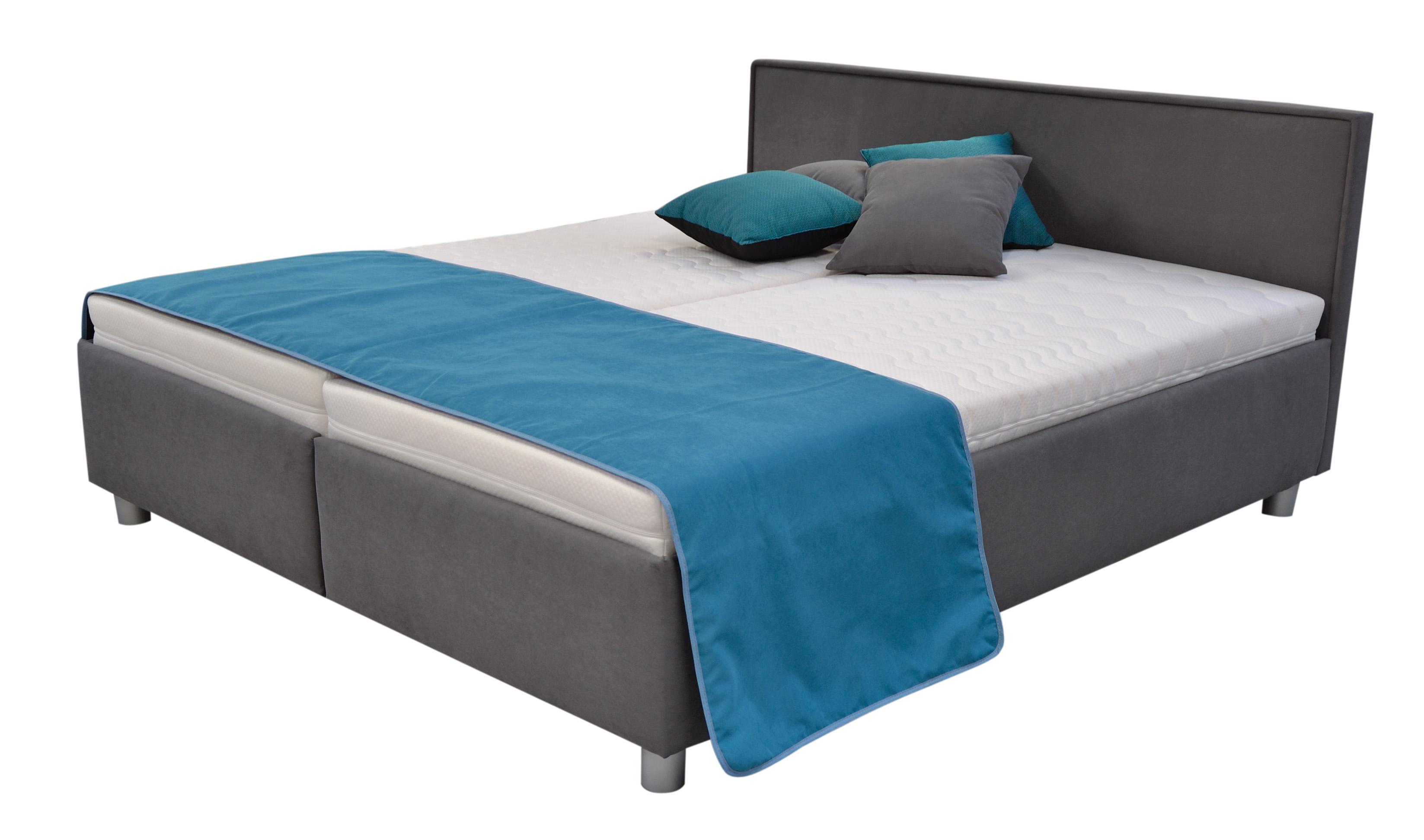 Blanář postel Oregon 180×200 s úložným prostorem (Blanář postel Oregon, matrace Nelly, nosnost 110kg)